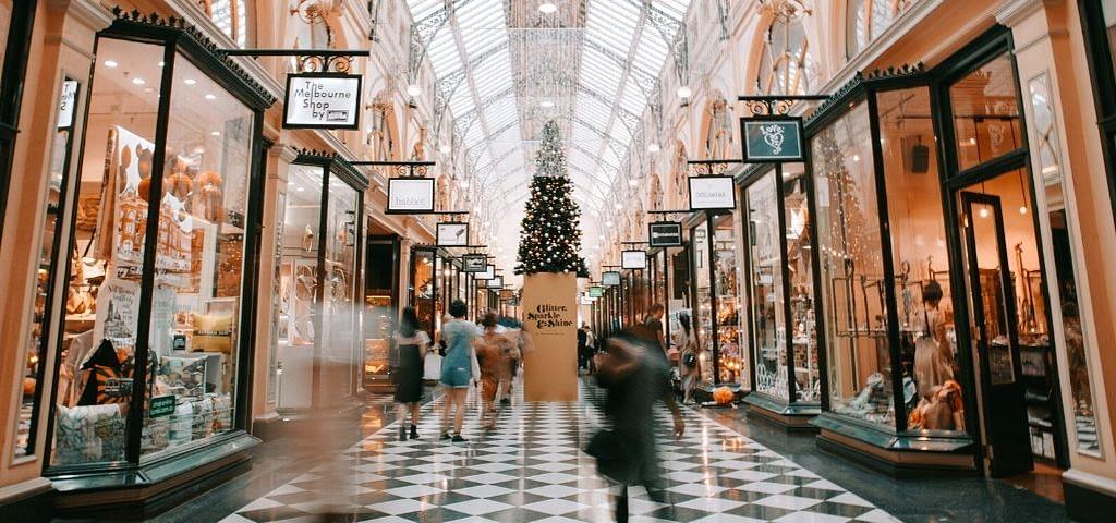 Las pantallas LED de interior dominan la publicidad en tiendas